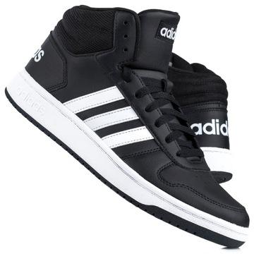 Мужская обувь Adidas Hoops 2.0 MID BB7207 доставка товаров из Польши и Allegro на русском