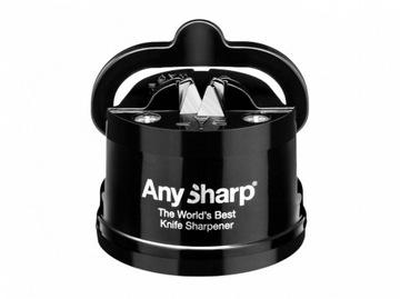 Машина Any Sharp classic черная osełka нож доставка товаров из Польши и Allegro на русском