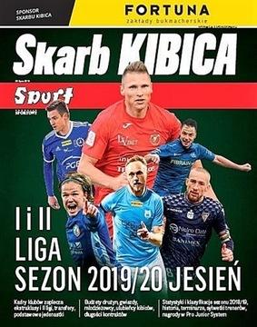 Skarb kibica Piłka Nożna I, II Liga - sezon 2020 доставка товаров из Польши и Allegro на русском