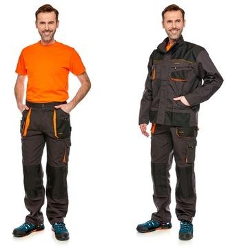 Рабочая одежда КЛАССИЧЕСКИЕ брюки + bl. в полосе 52 доставка товаров из Польши и Allegro на русском
