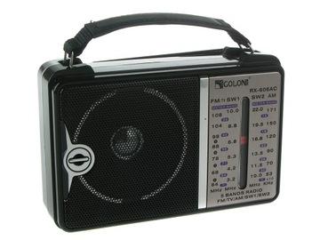 Радио ПОРТАТИВНЫЕ Сетевые R20 FM AM SW Масштаб 432 доставка товаров из Польши и Allegro на русском