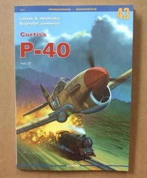 Curtiss P-40 vol. 3 - Kagero доставка товаров из Польши и Allegro на русском