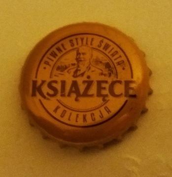 Шапки Пивоварня Москва пиво Княжеские серия лимитированная доставка товаров из Польши и Allegro на русском