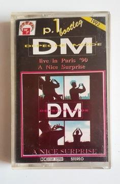 DEPECHE MODE live in Paris '90 a nice suprise MC доставка товаров из Польши и Allegro на русском