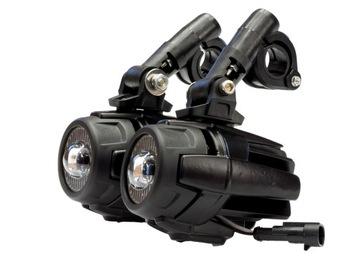 Комплект галогенных LED CREE BMW R1200GS 650GS 800GS доставка товаров из Польши и Allegro на русском