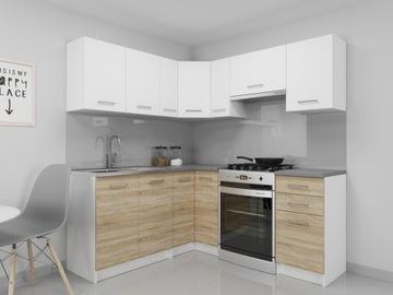 Набор кухонной мебели - кухонная Мебель - Ницца доставка товаров из Польши и Allegro на русском
