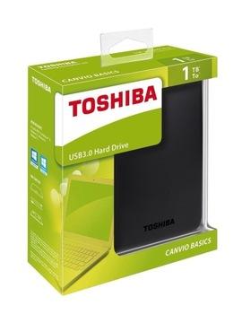 ВНЕШНИЙ ЖЕСТКИЙ ДИСК TOSHIBA CANVIO BASICS 1TB доставка товаров из Польши и Allegro на русском