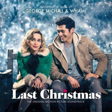 LAST CHRISTMAS CD Саундтрек Джордж Майкл Wham! доставка товаров из Польши и Allegro на русском