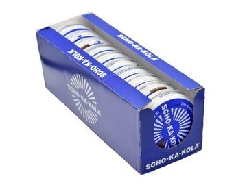 Шоколад ЛЮФТВАФФЕ ЩО-КА-КОЛЕСА молочное 10 х 100 г доставка товаров из Польши и Allegro на русском