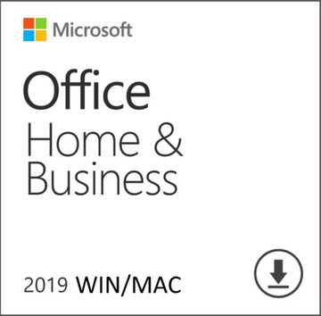 Microsoft Office Home and Business 2019 WIN доставка товаров из Польши и Allegro на русском