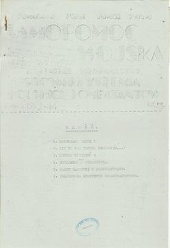 APW CAMP ЕЖЕНЕДЕЛЬНЫЙ ГОД 1945/8 экз. 81 ПОЛЬСКАЯ АРМИЯ НА ВОСТОКЕ  доставка товаров из Польши и Allegro на русском