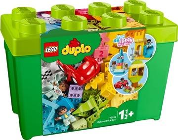 LEGO DUPLO Коробка с кубиками Deluxe 10914 доставка товаров из Польши и Allegro на русском