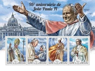 Папа римский Иоанн Павел II 95 roczn. день рождения #28GB15215a доставка товаров из Польши и Allegro на русском