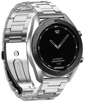 Мужские часы SMARTWATCH ЭКГ, шагомер, пульсометр доставка товаров из Польши и Allegro на русском