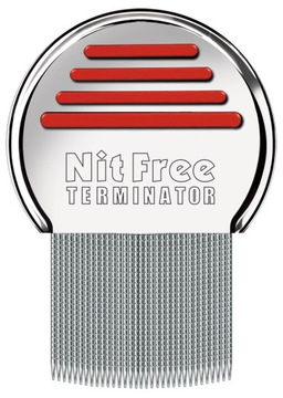 NitFree Terminator ПРОФЕССИОНАЛЬНЫЙ гребень от ВШЕЙ доставка товаров из Польши и Allegro на русском
