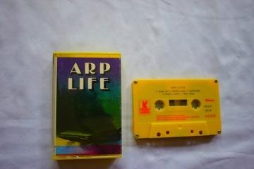 Arp Life - Jumbo Jet / кассета 1977 Уникум доставка товаров из Польши и Allegro на русском