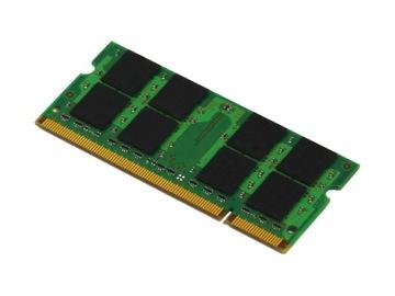 ОПЕРАТИВНАЯ ПАМЯТЬ 2GB DDR2 SO-DIMM ДЛЯ НОУТБУКА 800 мгц 6400 доставка товаров из Польши и Allegro на русском