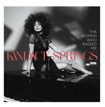 KANDACE SPRINGS Women Who Raised Me CD доставка товаров из Польши и Allegro на русском