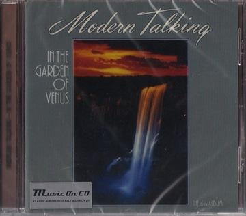 MODERN TALKING IN THE GARDEN OF VENUS CD THE 6TH доставка товаров из Польши и Allegro на русском