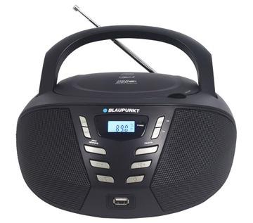 BB7BK - Бумбокс FM/CD/MP3/USB/AUX доставка товаров из Польши и Allegro на русском