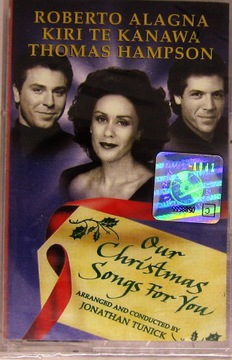ALAGNA TE KANAWA HAMPSON-Our Christmas Songs,Folia доставка товаров из Польши и Allegro на русском