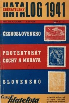 Sberatelsky каталог почтовых марок 1941 (июнь) доставка товаров из Польши и Allegro на русском