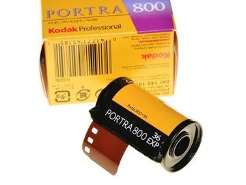 Kodak Portra 800/36 фильм цветной профессиональный доставка товаров из Польши и Allegro на русском