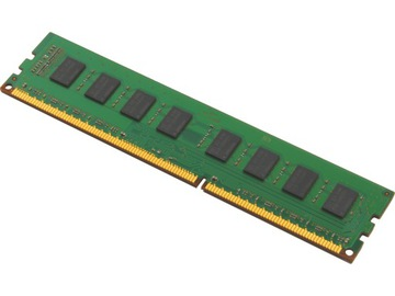 ОПЕРАТИВНАЯ ПАМЯТЬ 4GB DDR3 DIMM КОМПЬЮТЕР 10600U 1333MHz доставка товаров из Польши и Allegro на русском