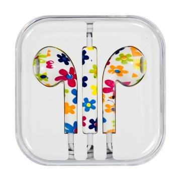 Красочные наушники для iPhone 5 5S 6 6S SE 7 X XS доставка товаров из Польши и Allegro на русском
