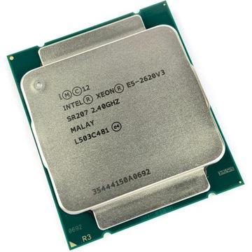 Intel Xeon E5-2620v3 2,4-3,2 Ггц, 15 МБ s2011-3 паста доставка товаров из Польши и Allegro на русском