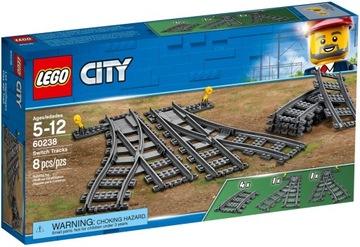 LEGO CITY Кроссоверы 60238 доставка товаров из Польши и Allegro на русском