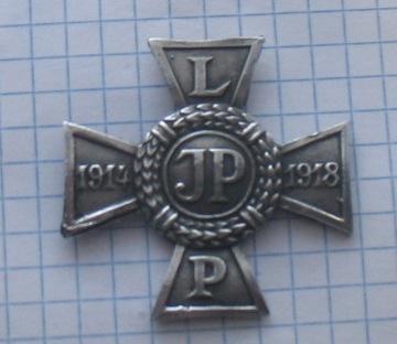 значок Польские Легионы 1914-1918 JP доставка товаров из Польши и Allegro на русском