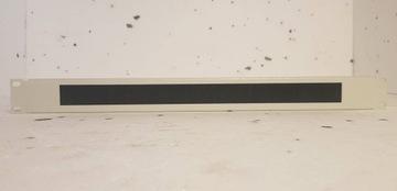 (Панель szczotkowy Rack 1U 19