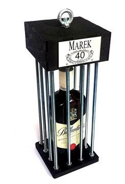 Кадр алкоголь подарок день рождения 20 30 40 50 18 доставка товаров из Польши и Allegro на русском