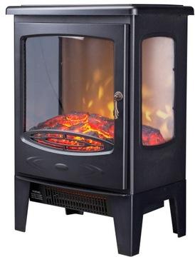 Камин электрический 1800 ВТ с эффектом пламени 3D доставка товаров из Польши и Allegro на русском