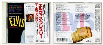 ELVIS PRESLEY STEREO '57 ESSENTIAL Vol. 2 CD JAPAN доставка товаров из Польши и Allegro на русском