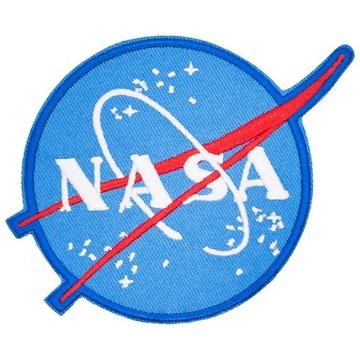 НАСА Полоса naprasowanka термо - приложение 10cm доставка товаров из Польши и Allegro на русском