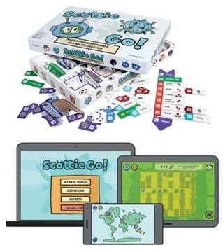 Скотти Его! HOME RU - игра для изучения программирования доставка товаров из Польши и Allegro на русском