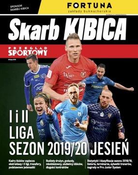 Сокровище фан-Футбол I, II Лига - сезон 2020 доставка товаров из Польши и Allegro на русском