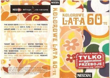 Красочные 60-е - Только оригинальные хиты доставка товаров из Польши и Allegro на русском