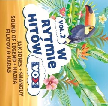 В Ритме Хитов Лето 2 2020 VOX FM 2CD PARTY SUMMER доставка товаров из Польши и Allegro на русском