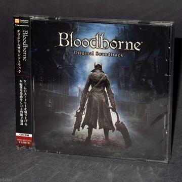 BLOODBORNE Original Soundtrack (JAPAN 2xCD) доставка товаров из Польши и Allegro на русском