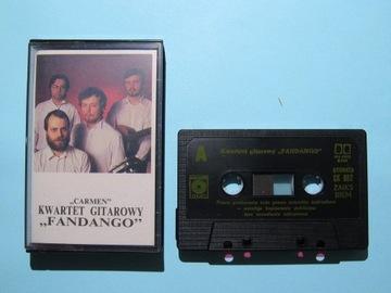Струнный Гитарный Fandango - КАРМЕН (1989). доставка товаров из Польши и Allegro на русском