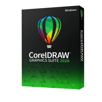 CorelDRAW Graphics Suite 2020 PL BOX Windows доставка товаров из Польши и Allegro на русском