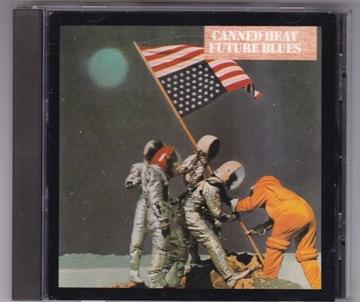 Canned Heat - Future Blues / BGO CD доставка товаров из Польши и Allegro на русском