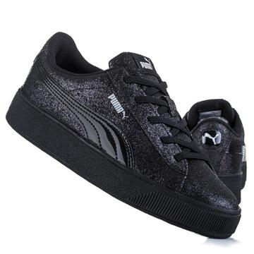 Спортивная обувь Puma Vikky Платформ Блеск 366856 05 доставка товаров из Польши и Allegro на русском