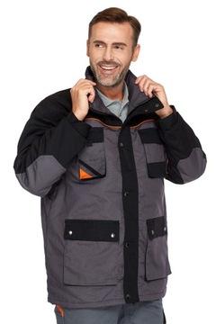 Куртка рабочая НАГРЕВАЛИ professional LONG СИВА 54 доставка товаров из Польши и Allegro на русском