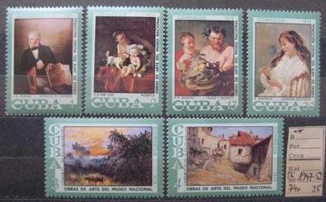 КУБА Мне 1947-52** ЖИВОПИСЬ РУБЕНС МАДРАСО 1974 года. доставка товаров из Польши и Allegro на русском