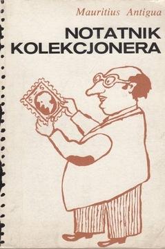 АНТИГУА-МАВРИКИЙ - ЗАПИСКИ КОЛЛЕКЦИОНЕРА доставка товаров из Польши и Allegro на русском