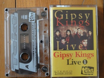 Gipsy Kings - LIVE 1 доставка товаров из Польши и Allegro на русском